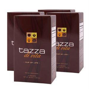 0000799 Tazza Di Vita Coffee 4 Boxes 300