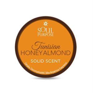 0003474 Tunisian Honey Almond Solid Scent 300