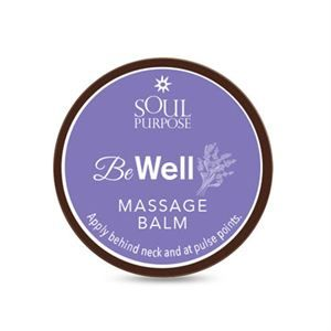 0003493 Be Well Massage Balm 12 Oz 300