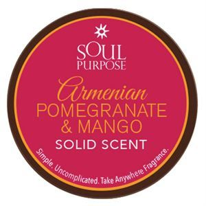 0003514 Armenian Pomegranate Mango Solid Perfume 300