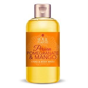 0004321 Persian Pomegranate Mango Body Wash 8 Oz 300