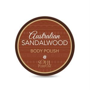 0004389 Sandalwood Body Polish 300