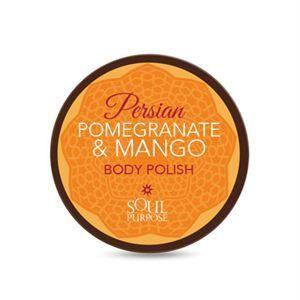 0006194 Persian Pomegranate Mango Body Polish 300