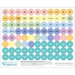 0006572 Essential Oil Sticker Sheet 300