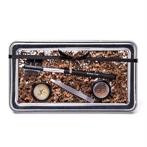 0006771 Tame Your Brows Kit With Lucca Eye Shadow 300
