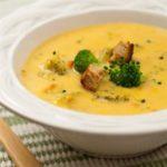 0007068 Gofoods Premium Broccoli Cheese Soup 300 2
