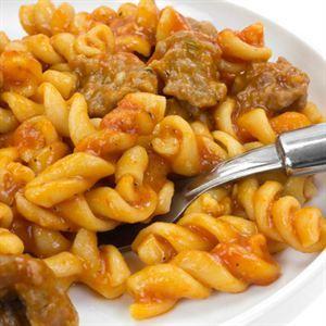 0007074 Gofoods Premium Sausage Flavored Pasta 300