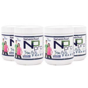 0009181 Np Pro Trim Body Shake Creamy Vanilla 4 Ct 300