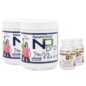 0009184 Pearl Life Nutrition Pack 300