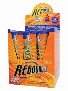 13231 Rebound Fx Citrus Punch Stick Packs Opened Box 0714 1