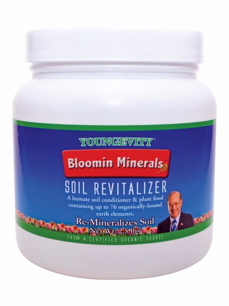 60201 Bm Soil Revitalizer 2pt5lb 0814