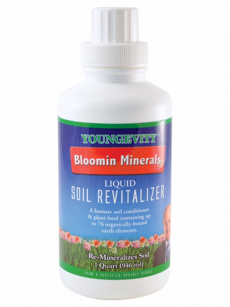 64002 Soil Revitalizer 1qt New
