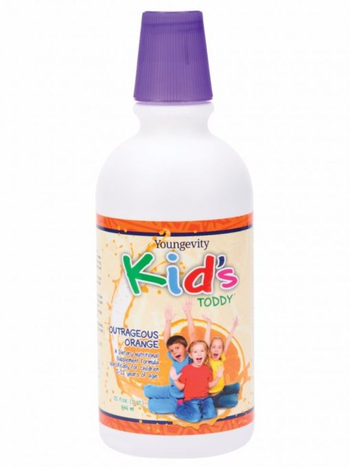 81150 Kids Toddy Front