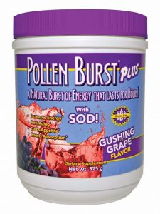 Pj600 Pollen Burst Plus Gushing Grape Canister 375g 0215 1
