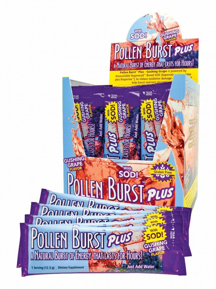 Pj633 Pb Plus Gushing Grape Box W Packs 1114 1