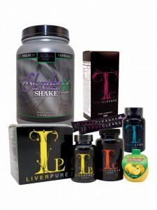 Tl015sys Premiere 30 Day Liver Pure Detox Vanilla 1214