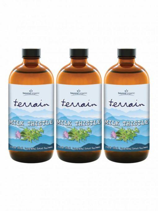 Usby0034 Terrain Milkthistle 3pack