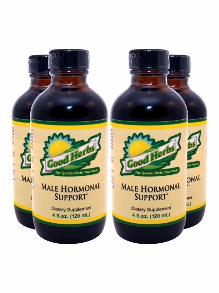 Usgh0025 Male Hormonal Support 4pack 0814 1