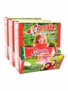 Usyg0021 Kidsprinklz Box W Packets 3box 1