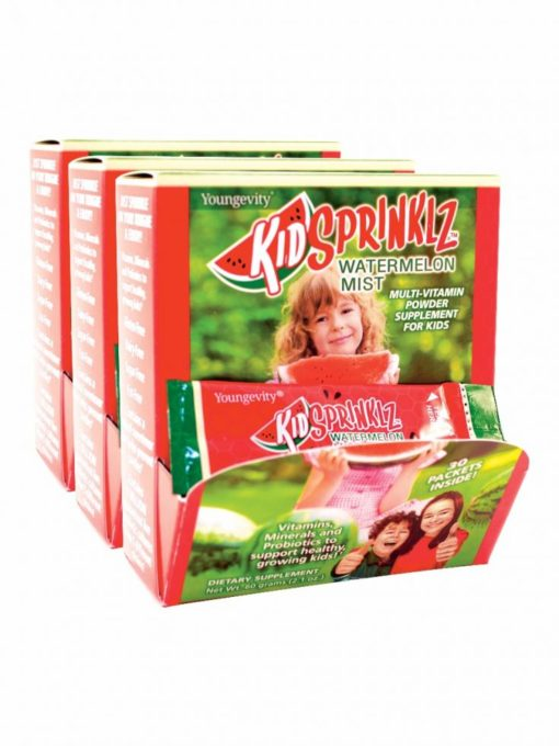 Usyg0021 Kidsprinklz Box W Packets 3box