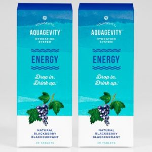 Usyg4002 Aquagevity Energy Tablets 2ct 420p