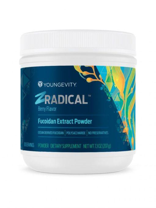 Zradical Rendering Powder